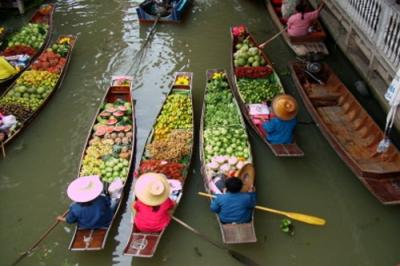 Vi vu Bangkok trong 24 tiếng
