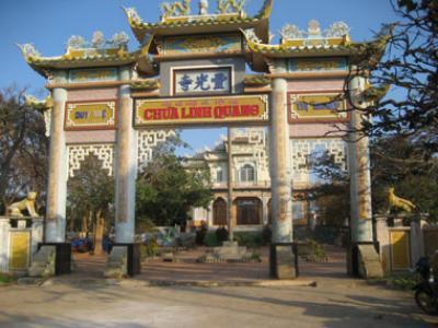 Chùa Linh Quang (Linh Quang tổ đình)