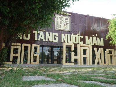 Bảo tàng nước mắm Làng Chài Xưa
