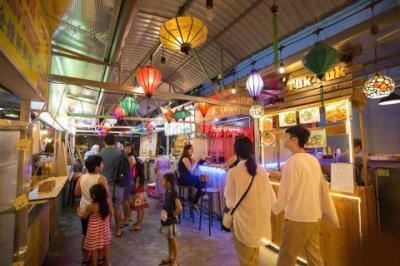 Chợ Đêm An Thượng
