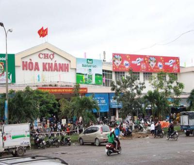 Chợ Hòa Khánh