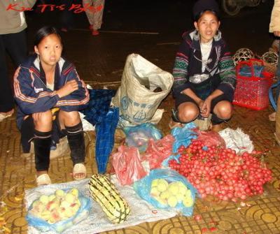 Chợ rừng Dào San