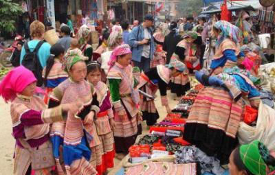 Chợ Phiên Sín Chéng