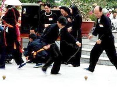 Chợ tình Xuân Dương