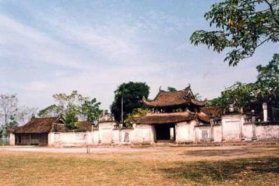 Chùa Cảm Vu