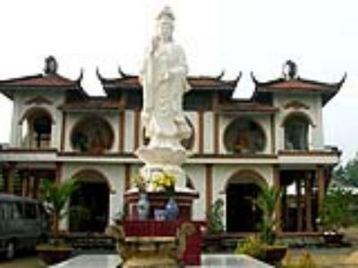 Chùa Giồng Thành (Long Hương Tự)