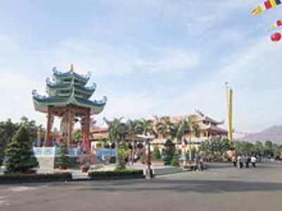 Chùa Huỳnh Đạo