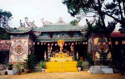 Chùa Linh Ứng - Bà Nà
