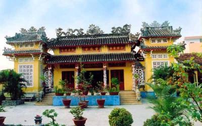 Chùa Phổ Quang - Nại Hiên Đông
