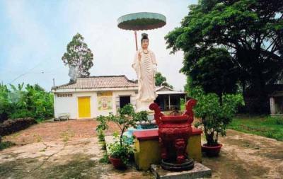 Chùa Phước Bửu & Tháp cổ Vĩnh Hưng