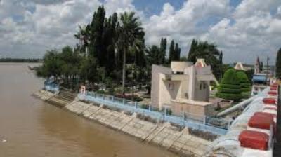 Công viên sông Tiền