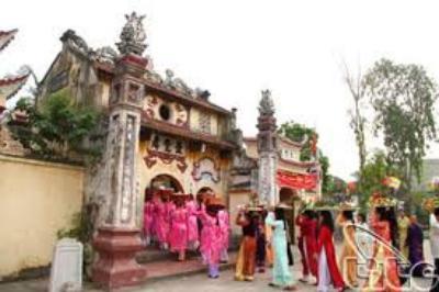 Đền Huỳnh Cung