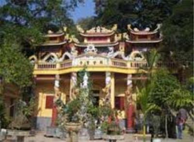 Đền Kì Cùng Lạng Sơn