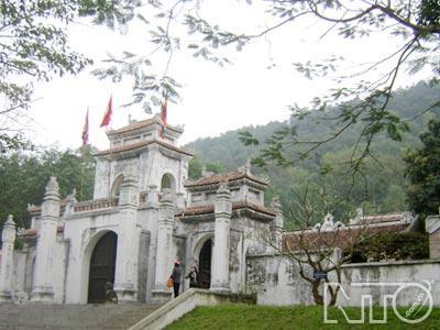 Đền thờ bà Triệu