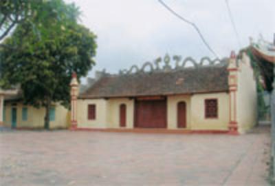 Đền thờ Đô Thống Lê Phụng Hiểu