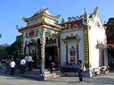 Đền thờ Nam Hải Thần Vương