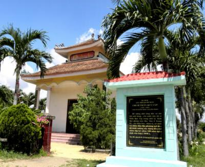 Đền thờ Trần Quý Cáp