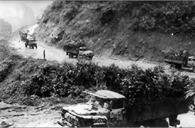 Di tích đường mòn Hồ Chí Minh