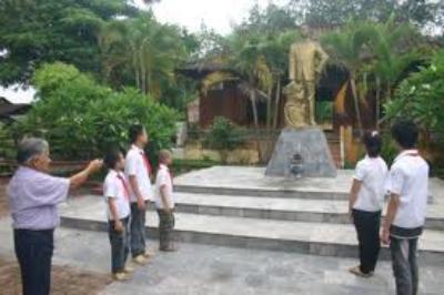 Di Tích Lưu Niệm Hoàng Đình Giong