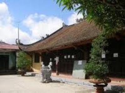 Đình làng Kim Thao