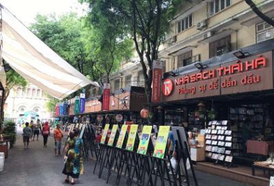 Đường Sách Nguyễn Văn Bình