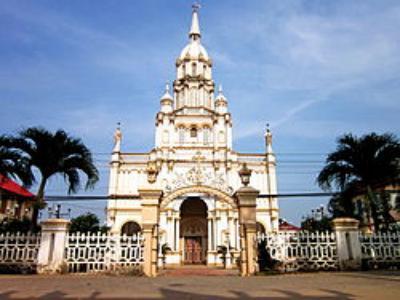 Giáo xứ Cù Lao Giêng