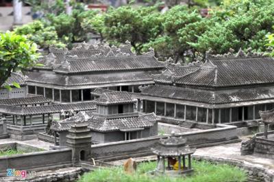 Hệ thống các chùa Huế