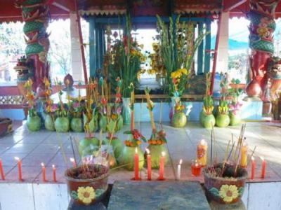 Hội Thắc Côn (Lễ cúng Dừa)
