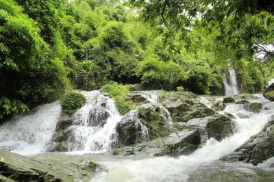 Khu du lịch Khoang Xanh Suối Tiên