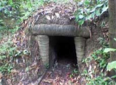 Khu di tích căn cứ Tỉnh ủy