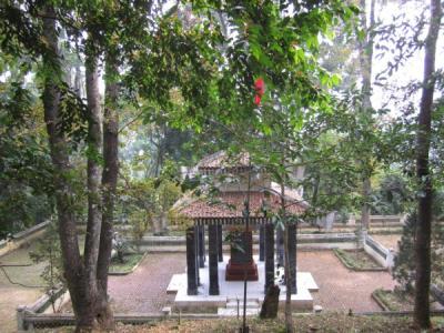 Khu di tích lịch sử rừng Trần Hưng Đạo