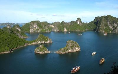 Khu du lịch đảo Tuần Châu