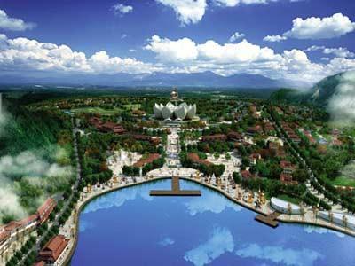 Khu du lịch Yên Trung