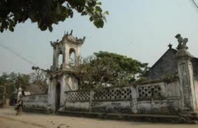 Làng mộc Thái Yên
