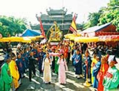 Lễ hội chùa Minh Khánh