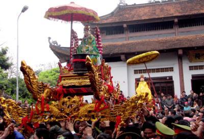 Lễ hội đền Đông Cuông
