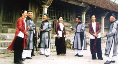 Lễ hội Đình Bầu