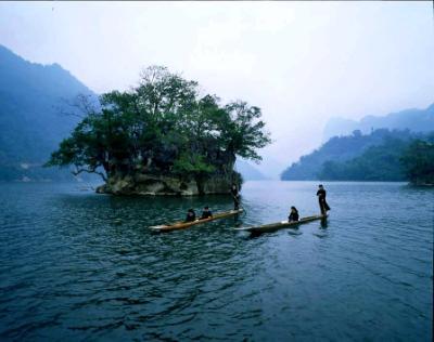 Lễ hội hồ Ba Bể