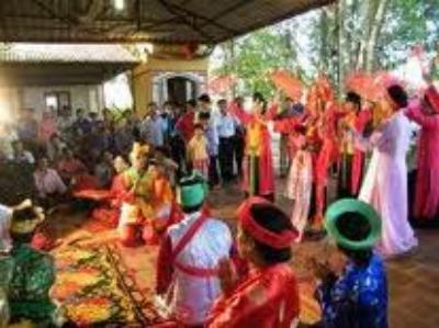 Lễ hội Lảnh Giang
