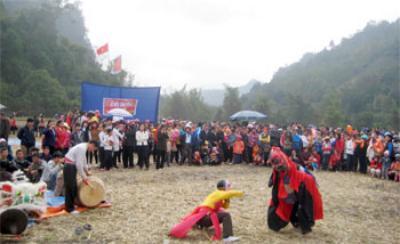 Lễ hội Lồng Tồng bản Pjoo
