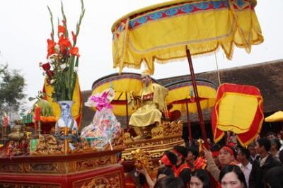 Lễ hội rước vua