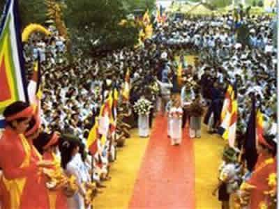 Lễ Kỳ Yên đền Nguyễn Tri Phương