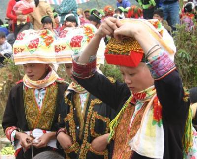 Nghề dệt vải của người dân tộc Dao ở tỉnh Bắc Cạn