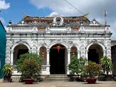 Nhà Cổ Huỳnh Thuỷ Lê