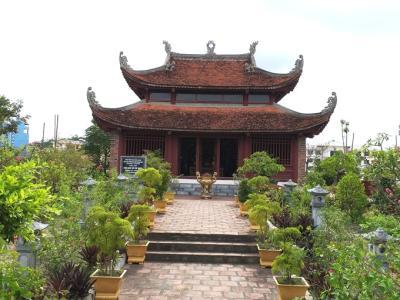Nhà lưu niệm Chủ tịch Hồ Chí Minh Đảo Cô Tô