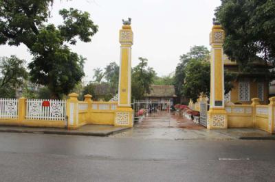 Nhà Lưu Niệm Phan Bội Châu