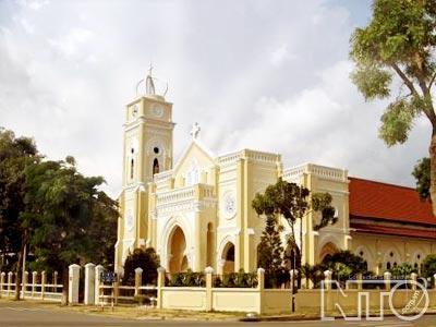 Nhà thờ Chánh tòa Mỹ Tho