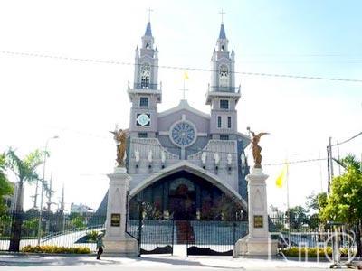 Nhà thờ Chánh tòa Thái Bình