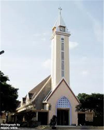 Nhà thờ Chánh tòa Tuy Hòa
