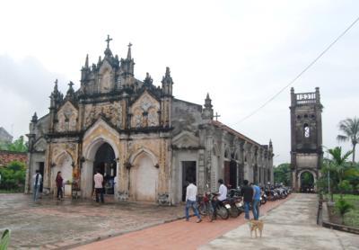 Nhà thờ Trung Châu